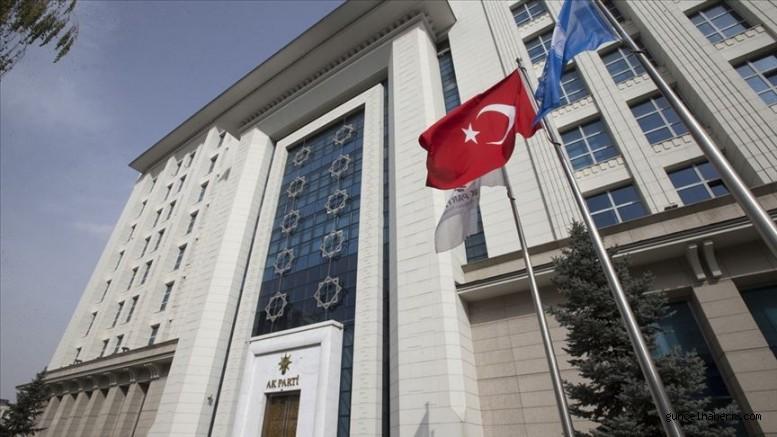 AK Parti 'Siyasi Partiler Kanunu ve Seçim Yasası' taslağını MHP'ye sundu