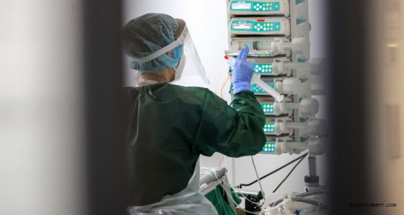 Almanya'da son 24 saatte korona virüsten 315 kişi öldü