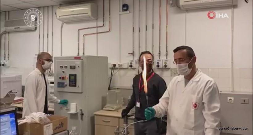 Amasra-1 kuyusundan çıkan doğal gaz  enerjiye dönüştü!