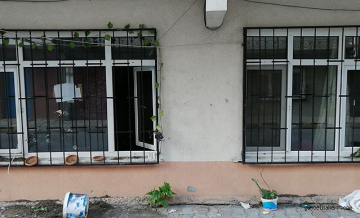 Bağcılar'da mahalleliyi sokağa döken taciz iddiası; şüphelinin evi kurşunlandı