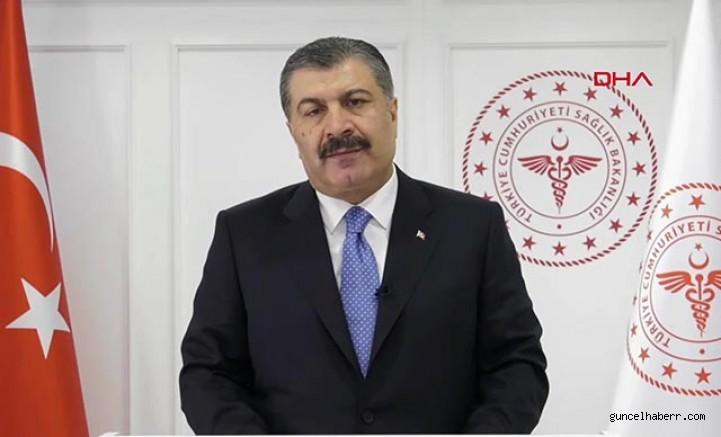 Bakan Koca: Türk aşısı son aşamaya geldi
