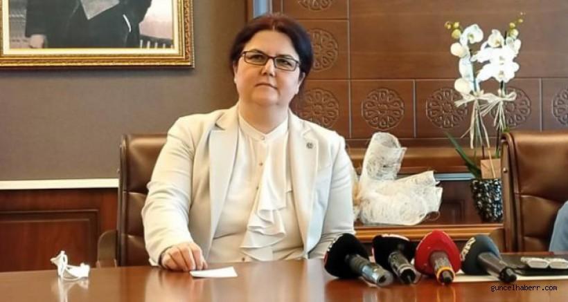 Bakan Yanık: 'Tam kapanma döneminde 2 milyar liranın üzerinde sosyal yardımı ihtiyaç sahiplerine ulaştırıyoruz'