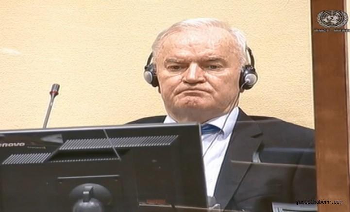 Bosna katliamcısı ömrünü hapiste tamamlayacak!