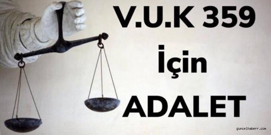 Cinayet'e 11 yıl, vergi kanunu  VUK 359'a 15-40 yıl hapis cezası!