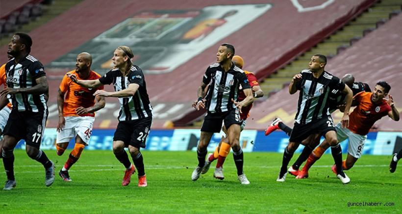 Derby'nin galibi Galatasaray; Galatasaray 3-1 Beşiktaş