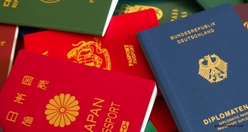 Dünyanın en güçlü pasaportları hangi ülkelere ait?