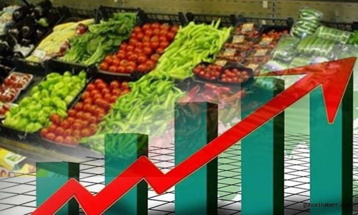 Enflasyon yükseldi; Nisan'da enflasyon yıllık 17.4, aylık yüzde 1.68 arttı