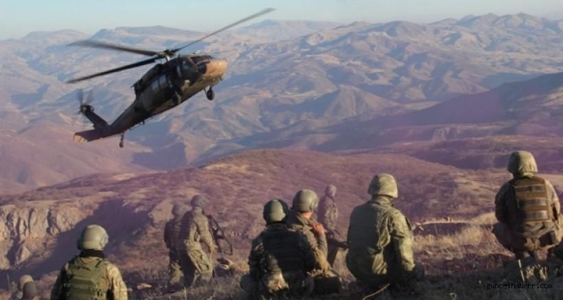 Eren-2 operasyonunda etkisiz hale getirilen 6 teröristten üçü; 'kırmızı, turuncu ve gri' kategoriden