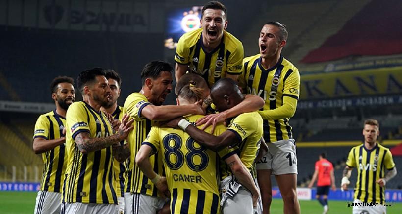 Fenerbahçe 3-2 Kasımpaşa