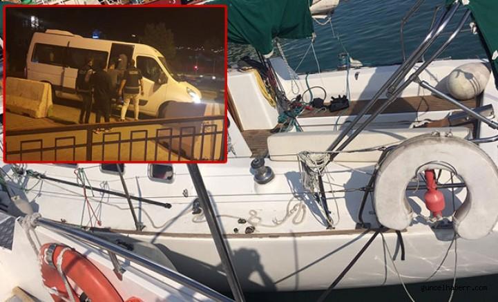 FETÖ'cü teğmenler kaçmak için 340 tl ye tekne aldılar yakalandılar!
