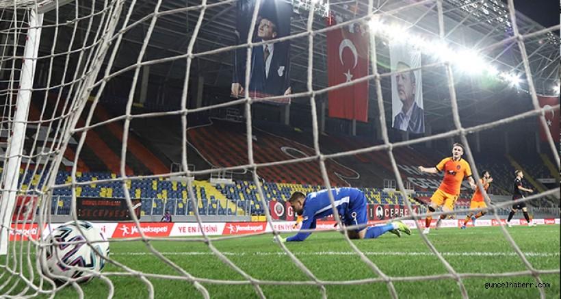 Gençler, Galatasaray'ı durduramadı