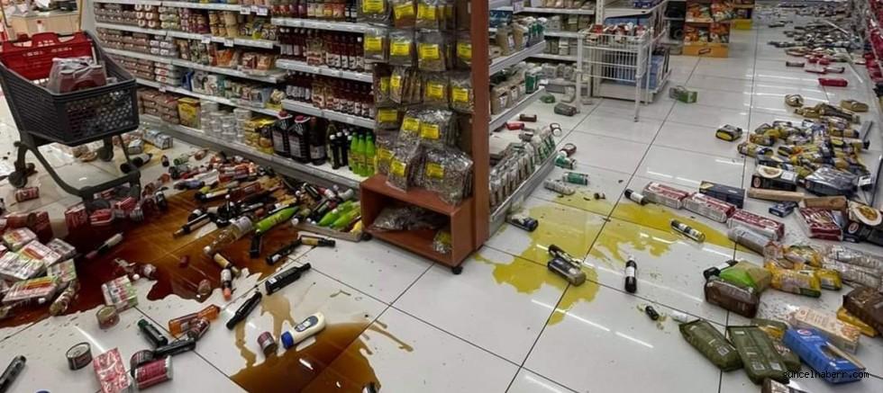 Girit'te deprem; Türkiye'den de hissedildi!