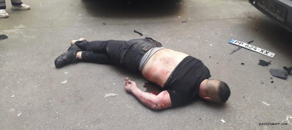Gürcistan Batumda bir Türk'ün faili olduğu cinayet ve intiharın sırrı çözüldü!