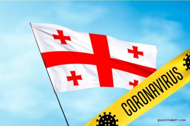 Gürcistan'da 1.806 koronavirüs vakası tespit edildi