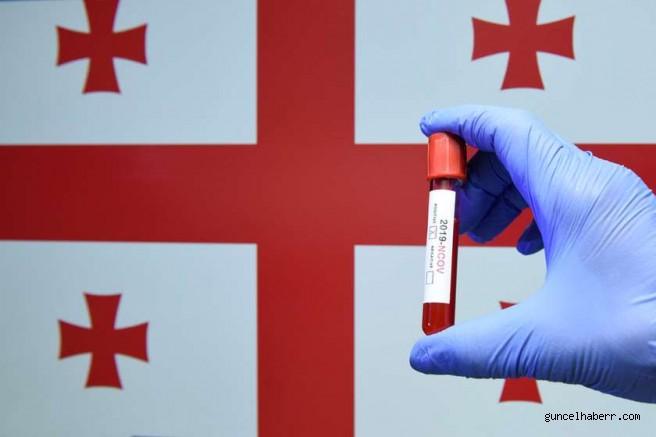 Gürcistan'da günlük ko-enfeksiyon oranı% 8,05'e yükseldi