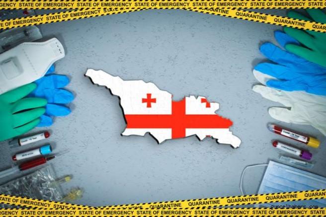 Gürcistan'da Koronavirüs tablosu açıklandı