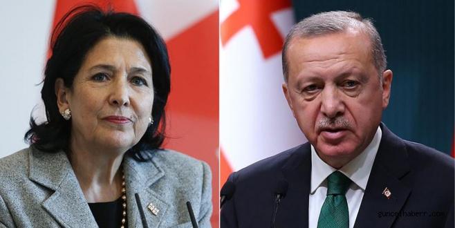 Gürcistan'dan Türkiye'ye tahliye teşekkürü