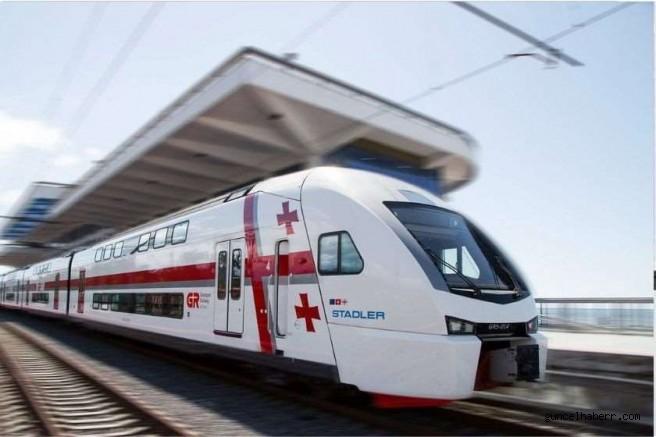 Gürcistan demiryolları Batum ve Senaki'ye ek sefer düzenleyecek