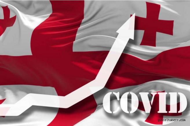 Gürcistan'da son 24 saatte 3034 koronavirüs vakası tespit edildi!