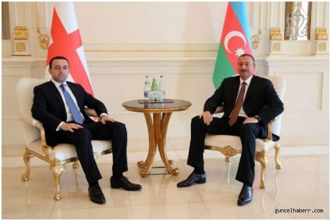 Gürcü başbakan Irakli Gharibashvili, Bakü'de İlham Aliyev ile görüşecek