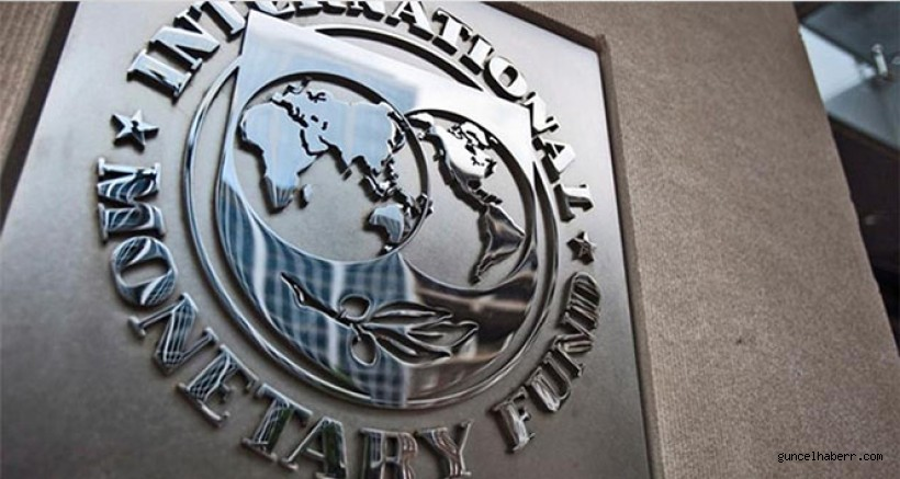 IMF: 'Türkiye ekonomisi 2021'de yüzde 9 büyüyecek'