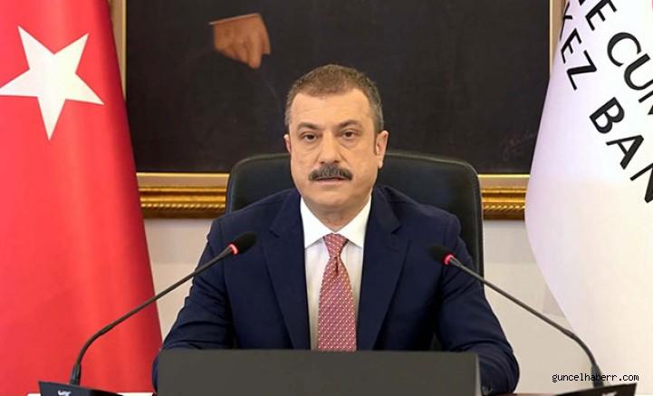 MB Başkanı Kavcıoğlu: Rezervlerimiz 115-120 milyar dolar seviyelerine ulaştı