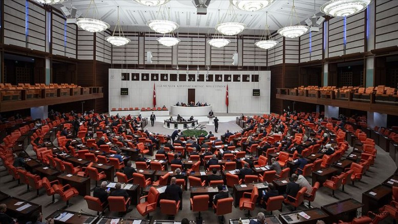 Meclis'te bu hafta Vergi usul kanunu görüşülecek