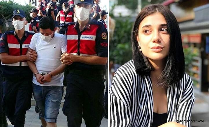 Pınar Gültekin'in katil zanlısı ve tüm ailesi hakim karşısında!