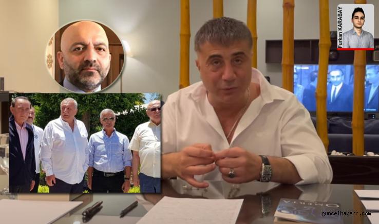 Sedat Peker suskunluğunu bozdu; Mehmet Ağar'ı hedef aldı!