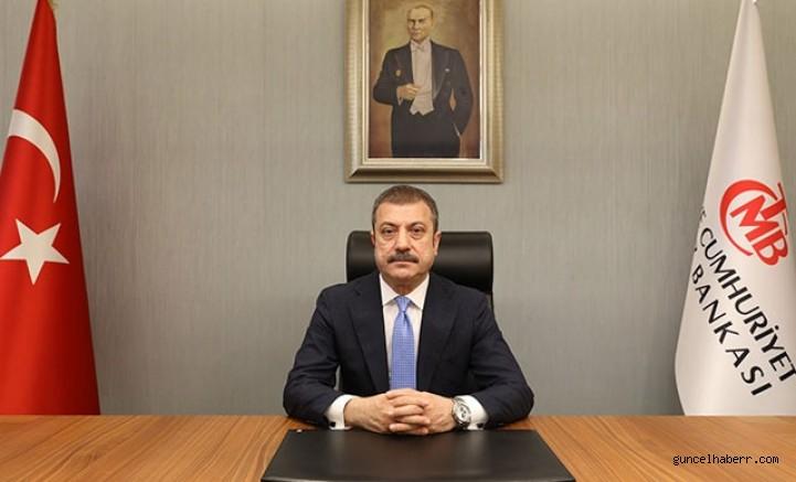TCMB/Kavcıoğlu: Faizi enflasyonun üzerinde oluşturmaya devam edeceğiz